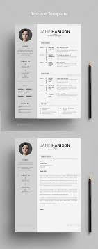 best ideas about creative cv template creative resume resumes stationery here graphicriver net
