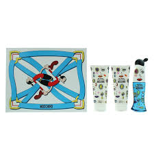 <b>Moschino So Real</b> Women's Eau de Toilette Gift Set Spray (50ml) + ...