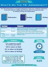 Tsi Score Chart Tsi Test Prep