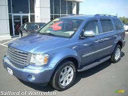 2007 Marine Blue Pearl Chrysler Aspen Limited 4WD #17172001 ...