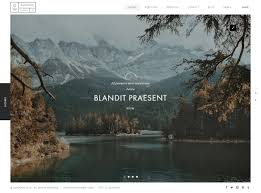 Photography Websites Templates 24 Best HTML24 Photography Website Templates 24 Responsive Miracle 15