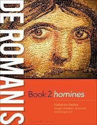 de Romanis Book 2: homines: Radice, Katharine, Cheetham, Angela, Kirk,  Sonya, Lord, George: 9781350100077: Amazon.com: Books