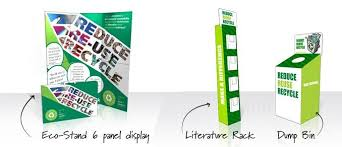 Marketing Display Stands Cool Recyclable Displays Eco Friendly Display Stands Environmentally