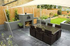 Design Outdoor Kitchen Online Garden Design Ideas Rectangular Garden Outdoor Magnificent Garden