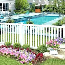 vinyl picket fence panels white garden best ideas about on classic x fencing outdoor shower