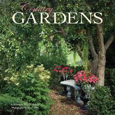 country gardens. Country Gardens 2019 Wall Calendar