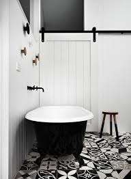 Edwardian Bathroom Tiles Striking Edwardian Home In Melbourne Gets A Space Conscious Modern