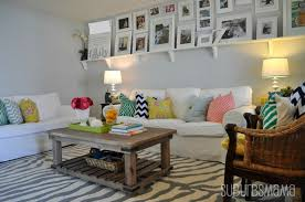 Delightful 15 Diy Ideas To Refresh Your Living Room 8 Photo Gallery