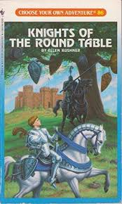 knights of the round table choose your kushner ellen