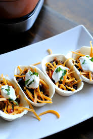 weight watchers taco boats