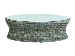 round wicker coffee table white wicker coffee table round rattan coffee table wicker round coffee table