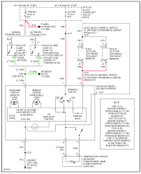 auto dimming mirror and overhead console modification diesel heres a wiring diagram shows where some components are located