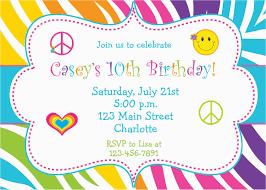 Free Printable Invitations Birthday Party Birthdaybuzz