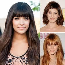 New Celebrity Hairstyle celebrity fringe hairstyles for spring popsugar beauty uk 2991 by stevesalt.us