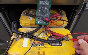 how to upgrade your rv how to perform open voltage testing on your rv house batteries