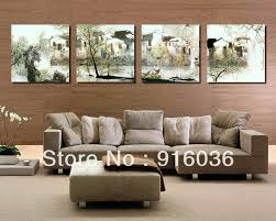 Living Room Canvas Paintings Wonderful Looking Living Room Canvas Art All Dining Room
