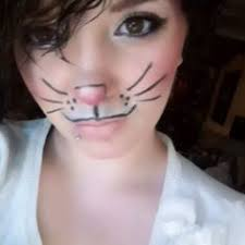 Small Picture Cute Bunny Makeup Tutorial YouTube October Pinterest