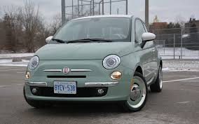Light Green Fiat 500 For Sale 2016 Fiat 500 1957 Edition A Touch Of Retro The Car Guide