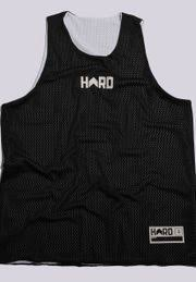 <b>Майка sleeveless Hard</b> blk/<b>white</b>-001 - купить за 1 350 руб. Цвет ...