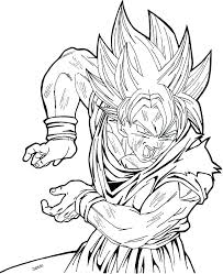 Beautiful Dragon Ball Z Vegeta Coloring Pages And Super 5 Twit 4 87