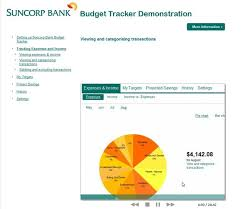 Online Budgeting Suncorp Bank Offers Online Budgeting App Cio