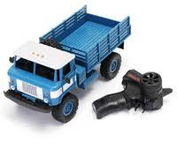 <b>Радиоуправляемый краулер WPL Offroad</b> Truck, 4WD RTR ...