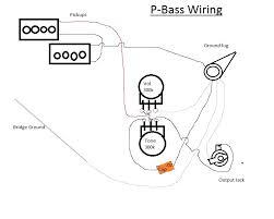 will this wiring diagram work for a p bass pbass wiring jpg views 1361