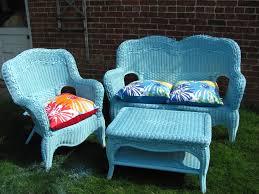 painting rattan furnitureFresh Painting Wicker Furniture Spray Paint 10310
