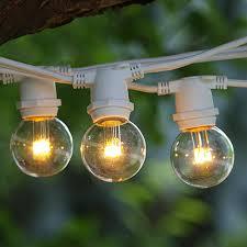 decorative string lighting. led string lights c9intermediate base decorative lighting