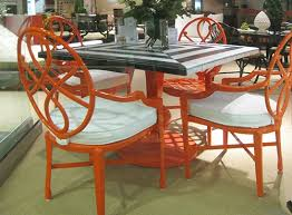 colorful patio furniture cushions showy stunning orange patio chairs with furniture sets