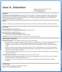 Sample Resume Format For Experienced Engineers Best Solutions Of