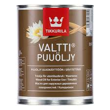 <b>Масло</b> для наружных деревянных поверхностей Tikkurila <b>Valtti</b> ...