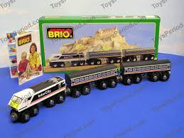 brio 33421 intercity train wooden railway new sweden image