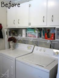 Diy Laundry Room Decor Diy Laundry Room Organizers Elegant Pantry Cabinets And Cupboards