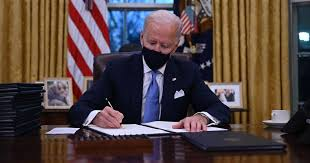 Biden's inaugural speech and executive orders show that he wants America to  re-engage with the