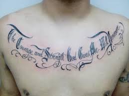 Tetování S Nápisy Slunečnicecz