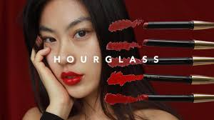 <b>Hourglass</b> Ultra Slim Lipstick Swatches | Haley Kim - YouTube