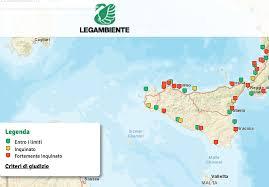 Il Mare è Una Fogna La Mappa Dove Non Fare Il Bagno In Sicilia Per