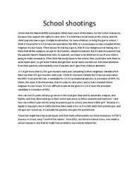 gun violence in usa skolehj atilde brvbar lpen dk essay gun violence in usa