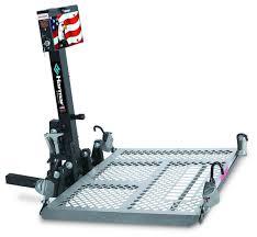 Harmar ALALHD Platform Power Wheelchair Lift Harmar - Exterior wheelchair lifts