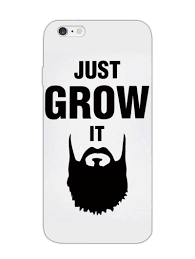 Designer Mobile Phone Covers India Just Grow It Beard Designer Mobile Phone Case Cover For