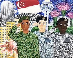 defending singapore our home