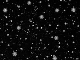 Snowing Texture With Big Snowflakes Free Clouds And Sky Textures