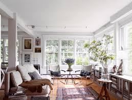 Scandinavian Design Living Room Contemporary White Leather Sofa Sets White Sofa And Walnut Tv
