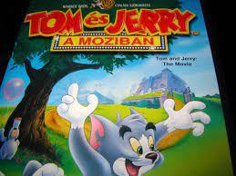 Amazon.com: Tom and Jerry - The Movie (1993) / TOM es JERRY - A MOZIBAN:  Richard Kind, Dana Hill, Anndi McAfee, Tony Jay, Rip Taylor, Joseph  Barbera, Phil Roman, William Hanna: Movies & TV