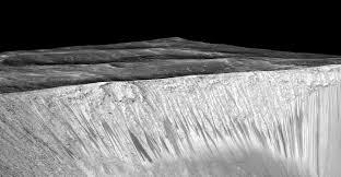 Резултат с изображение за откриха вода на марс