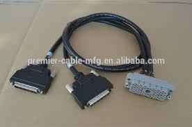 scsi to edac cable assembly wiring harness wiring loom buy scsi to edac cable assembly wiring harness wiring loom