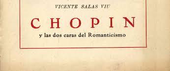 Resultado de imagen de Chopin y las dos caras del Romanticismo 1949