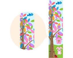 Clipart Growth Chart Spring Growth Chart High Resolution Inch Feet Digital Clip Art Graphics 153