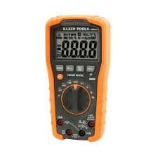 auto ranging digital multimeter klein tools